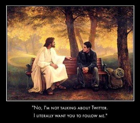Jesus vs. Twitter