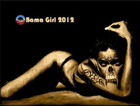 Obama Girl 2012