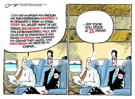Romney's Big Break