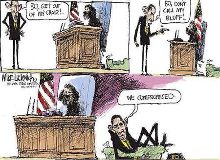 Obama the Negotiator