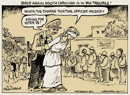 IDing South Carolina's Trouble