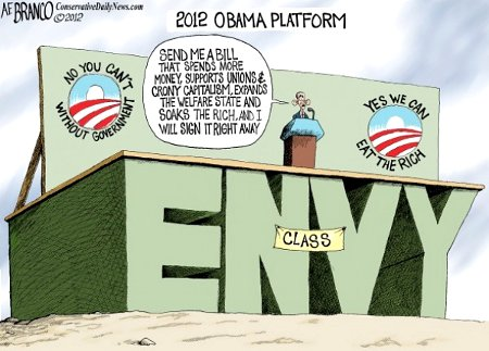 2012 Obama Platform - Entropy We Can Believe In