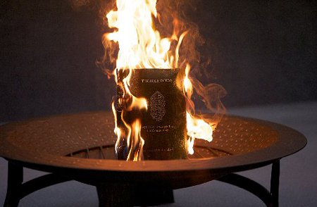 Burn The Qur'an. Burn all of them. If the filthy Muslims complain, burn them as well. Burn all of them.