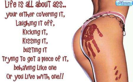 Life Is Ass