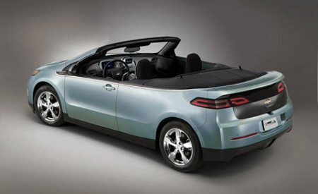 2012 Chevrolet Volt Convertible