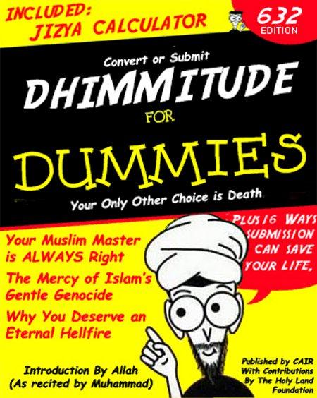 Define dhimmitude