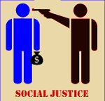 Social Justice - Stealing from Whites to give to non-Whites