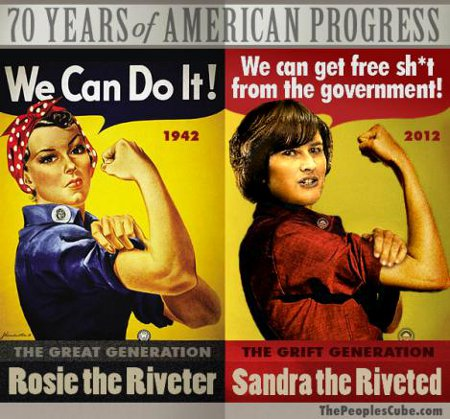 Feminism 70 Years Later - The devolution of Greatest to Grift