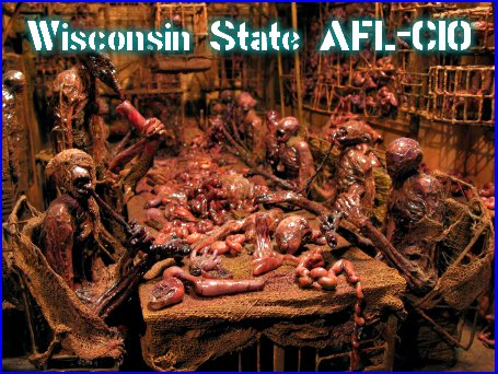 Wisconsin's AFL-CIO HQ - Figuring Out What To Do Next