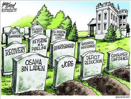 Obama's Dead Enemies