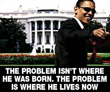 Obama - The Real Problem