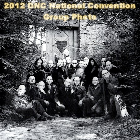 2012 DNC Group Photo