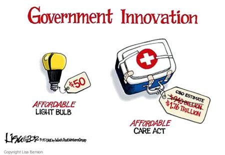 Government Innovation