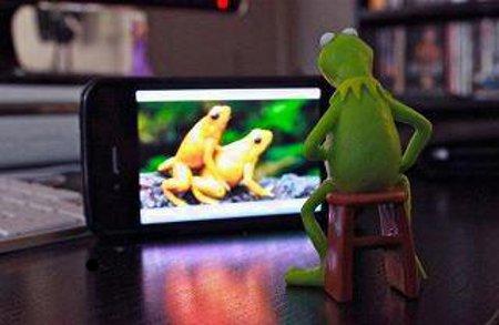 Kermit Watching Porn