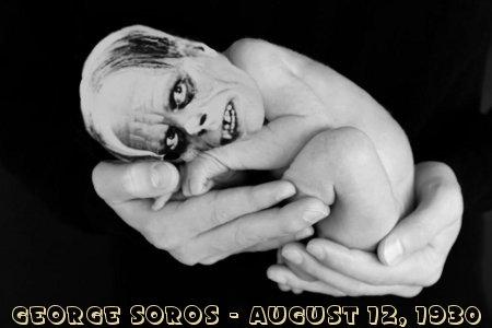 George Soros' Baby Pic