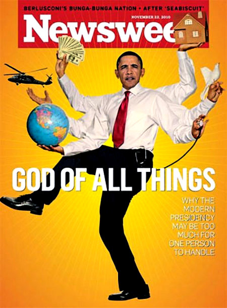 Obama - God Of All Things