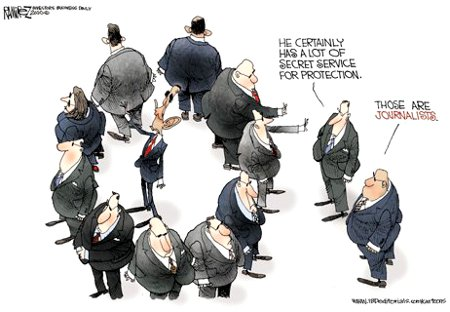 Obama - MSM Security