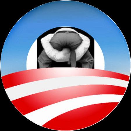 Obama - Head Up Ass