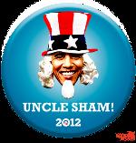 Obama Uncle Sham