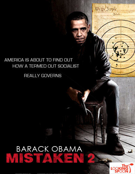 Obama - Mistaken 2