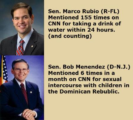 Rubio v. Menendez - Water v. Pedophilia