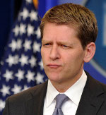 Jay Carney - filthy sack of shit and valid target
