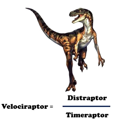 Velociraptor Equation