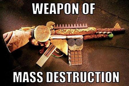WMD Food Gun