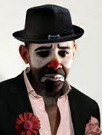 Obama The Sad-Faced Clown