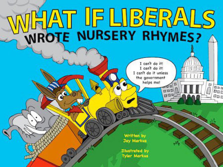 Left-Wing Nursery Rhymes - The Little Train That Couldn't
