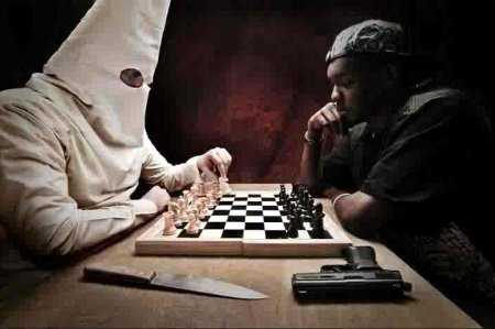 Race Relations in America - As we're told to see them