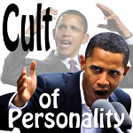 Obama - a cult of personality and race, not substance or character