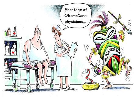 ObamaCare Doctor Shortage - Voodoo Healthcare