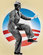 Obama Tap Dance - It's Black Culture!