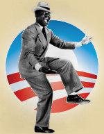 Obama Tap Dance - It's Black Culture!