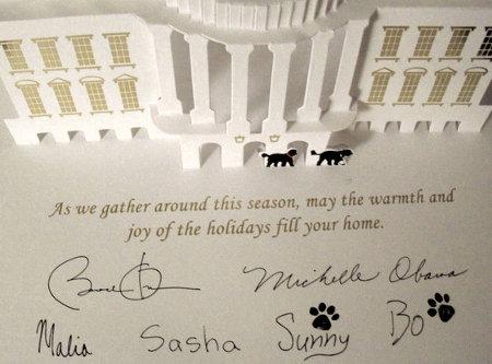 Obama's Un-Christmas Card