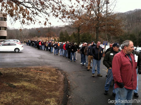 CT Gun & Ammo Registration Line
