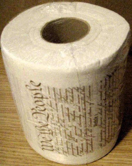 Constitution Toilet Paper