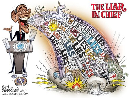 Obama - Liar-in-Chief