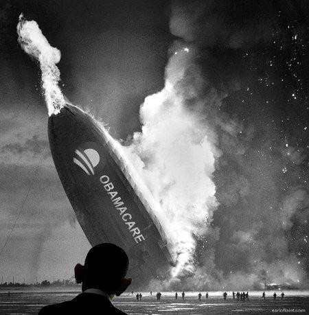 ObamaCare Hindenburg