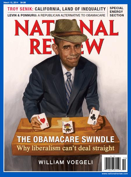 Obama - Three-Card Monty