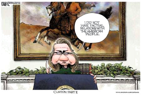 Hillary - Factual Relations