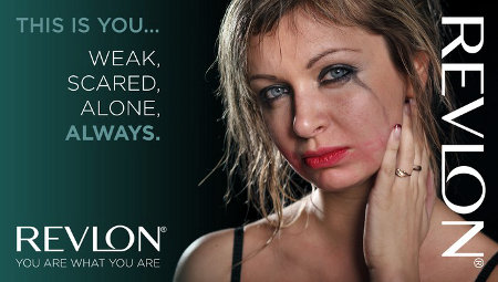"Revlon's ""You Are What You Are"" campaign"