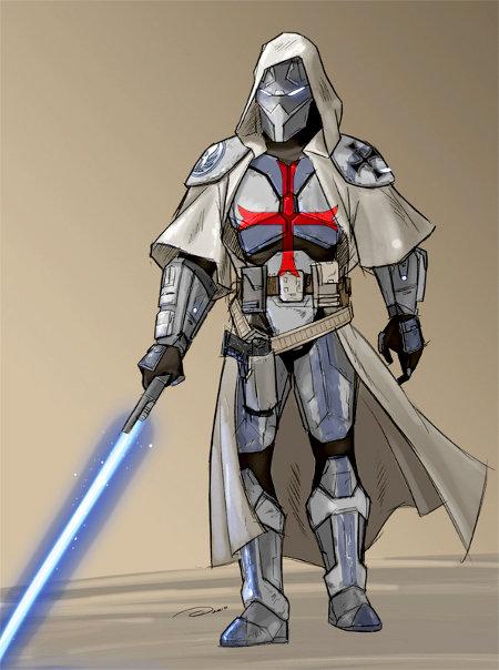 Jedi Templar