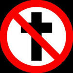 No Christian Cross