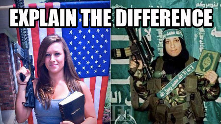 Explain the -Difference - Liberal Attack