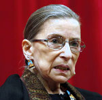 Ginsburg - Not a happy female at all