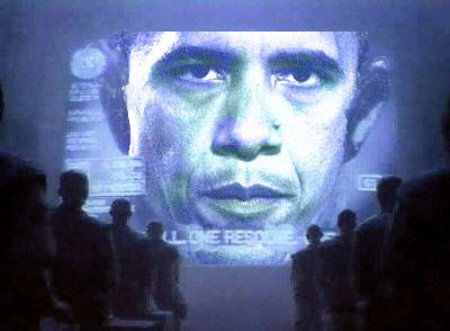 Orwell's Big Brother - Or is that Big Brutha in Obama's case?