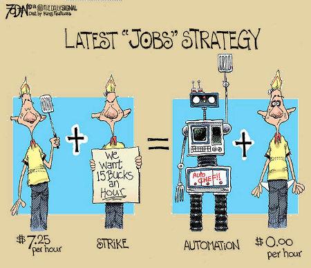 Jobs Strategy