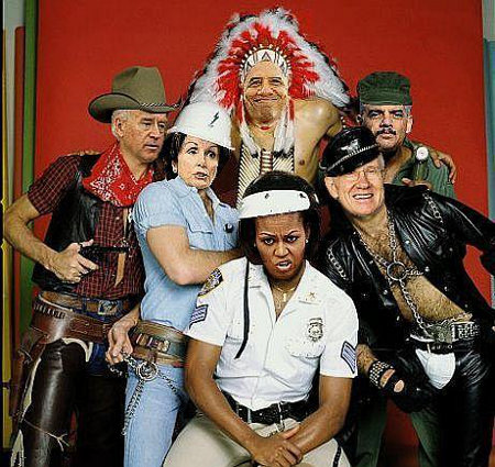 Village People Of The Damned Idiots